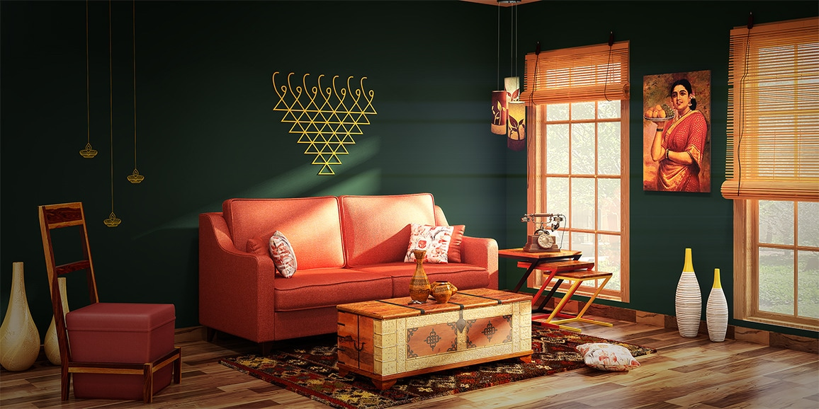 Eclectic Living Room Designs Online Indie Spice Design
