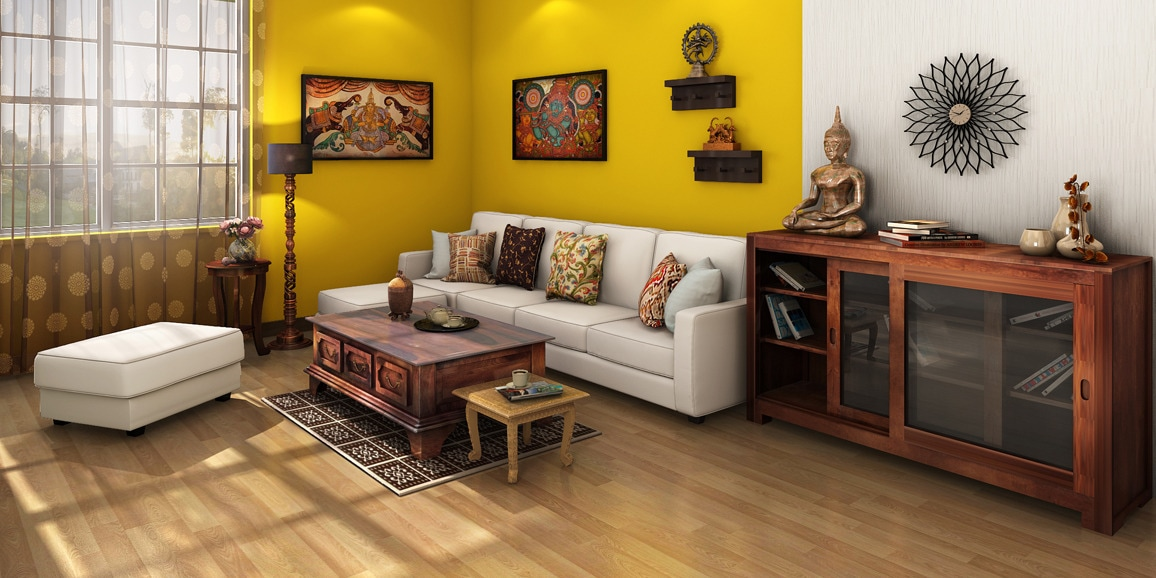 Indian Ethnic Living Room Designs Online Indigenous Roots Design ... Part 64