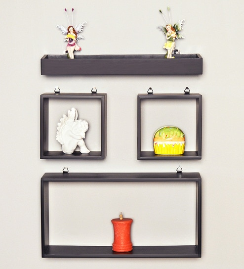Home Canberra Wall Display Unit by @ Home Online - Wall Shelves ...