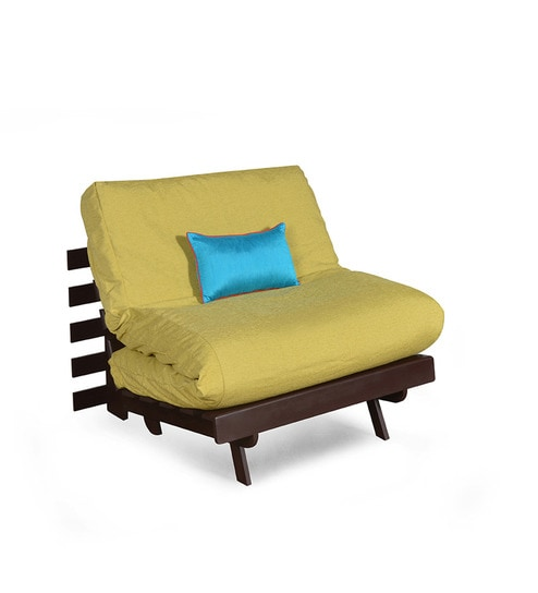 Home Futon Single Seater Sofa Bed