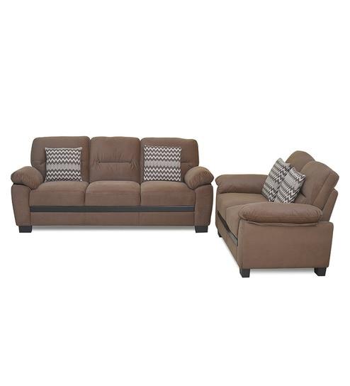 Delicieux Home Sarah 3+2 Seater Sofa Set