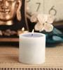@ Home Blue Ocean Mist Pillar Candle