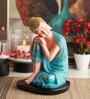 @ Home Blue Polyresin Religious Idol