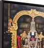 Canvas & Wood 25.6 x 1.6 x 37.4 Inch Balaji Religious Framed Painting by @ Home