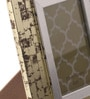 Gold Canvas Photo Frame by @ Home