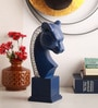 Multicolour Polyresin Animal Figurine by @ Home
