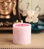 @ Home Pink Lavender Pillar Candle