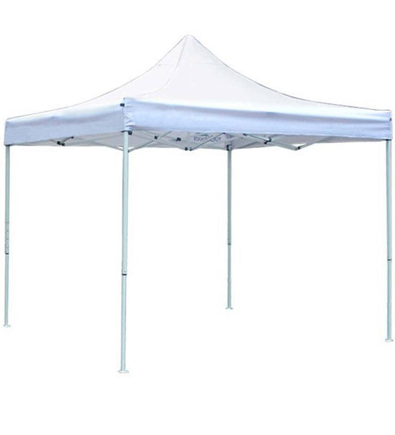Portable Heavy-Duty Gazebo in White Colour by Adapt Affairs