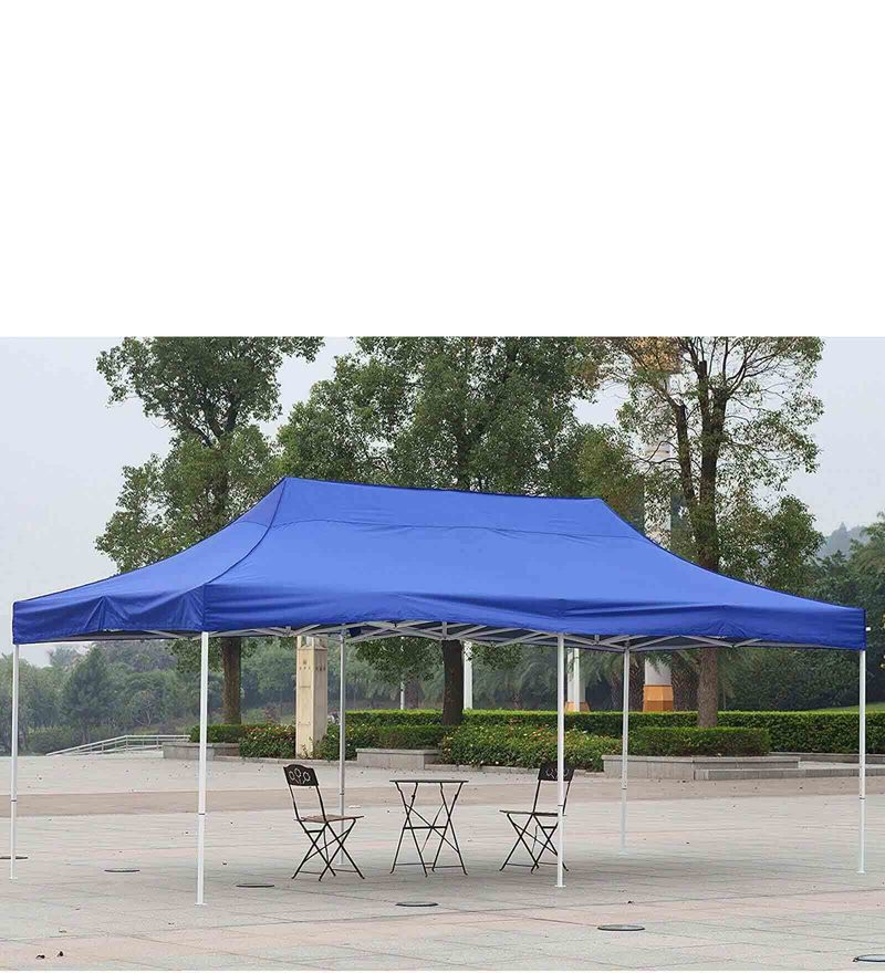 Portable Heavy-Duty Gazebo in Blue Colour by Adapt Affairs