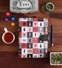 10am Multicolour Ring Bound Alcohol Bottles Diary with 100 Sheets