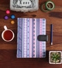 10am Multicolour Ring Bound Aztec Diary with 100 Sheets