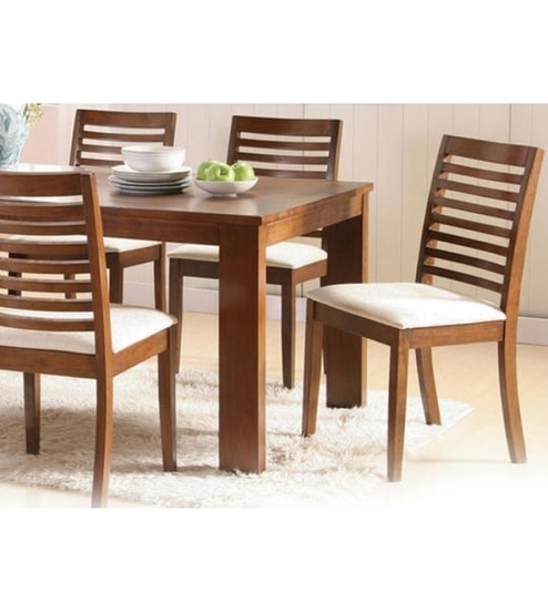 Basil Sheesham Wood Dining Set For Six