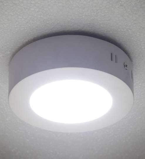 White Gl Concealed Light By