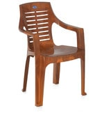 6020 Chair Set of Four in Mango Wood Colour