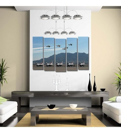 Buy 999store Sun Board 10 X 29 Inch Airplane Field Durable Painting