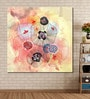 999Store Vinyl 48 x 0.4 x 48 Inch Beautiful Abstract Painting Unframed Digital Art Print