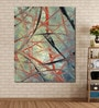 Vinyl 48 x 0.4 x 60 Inch Abstract Painting Unframed Digital Art Print by 999Store
