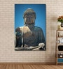 Cotton Canvas 48 x 0.4 x 72 Inch Buddha of Po Lin Monastery Painting Unframed Digital Art Print by 999Store