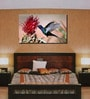 Cotton Canvas 60 x 0.4 x 36 Inch Bird Painting Unframed Digital Art Print by 999Store