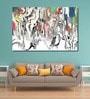 999Store Vinyl 72 x 0.4 x 48 Inch Abstract Painting Unframed Digital Art Print
