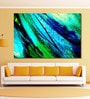 Cotton Canvas 72 x 0.4 x 48 Inch Abstract Painting Unframed Digital Art Print by 999Store