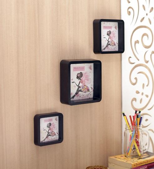 Buy Aapno Rajasthan Black Acrylic Blush 3 Unique Collage Photo ...