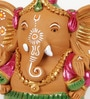 Aapno Rajasthan Multicolour Terracotta Big Ear Ganesh