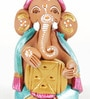Aapno Rajasthan Multicolour Terracotta Lovely Ganesh