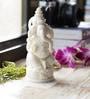 Aapno Rajasthan White Marble Dvija Ganapati Statue