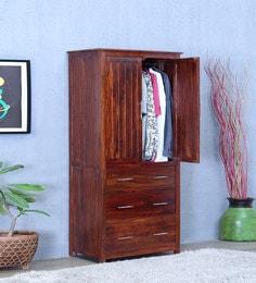2 Door Wardrobe Online: Buy Two Door Wardrobes at Best