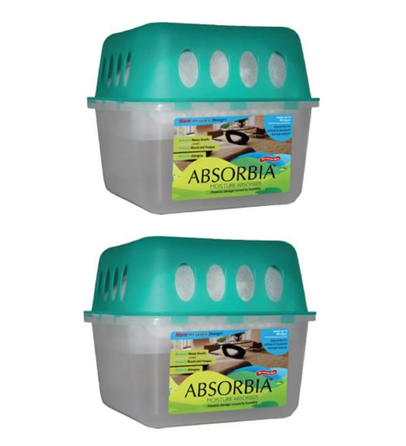 Absorbia Moisture Absorber - Set Of 2
