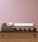 Acura Rectangular Coffee Table in Wenge Colour