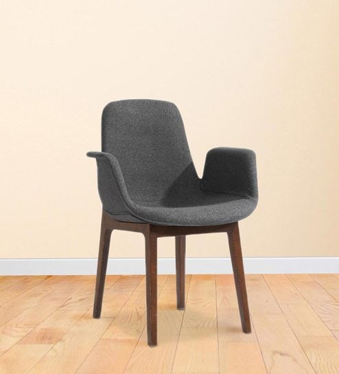 Marvelous Accent Chair In Grey Colour By Indoors Caraccident5 Cool Chair Designs And Ideas Caraccident5Info