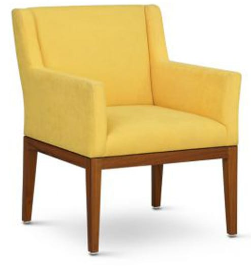 Super Accent Chair In Yellow Colour By Furnituretech Gamerscity Chair Design For Home Gamerscityorg