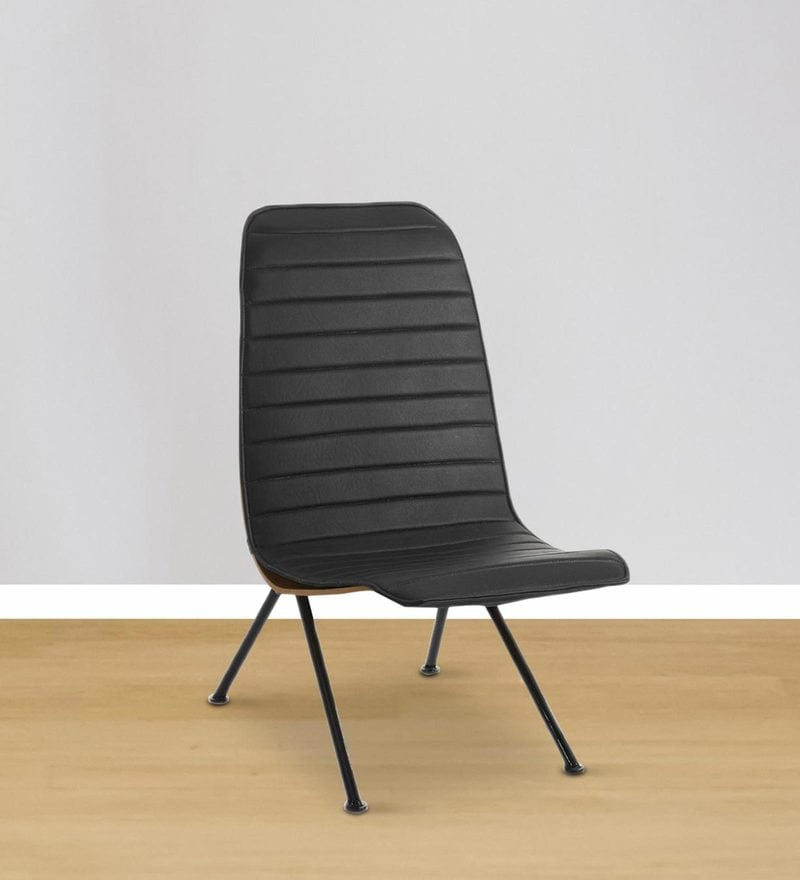 Miraculous Accent Chair With Black Removable Seat Cover By Indoors Gamerscity Chair Design For Home Gamerscityorg