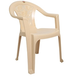 Admire Chair Set Of 4 In Beige Colour