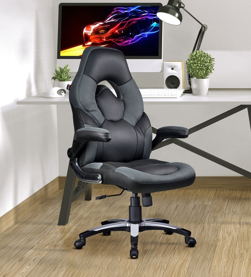 Remarkable Elegant Designer Gaming Chair In Greyby Systems Alphanode Cool Chair Designs And Ideas Alphanodeonline