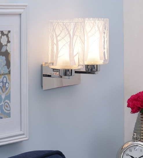 Upward 2-shade Wall Light by Aesthetic Home Solutions