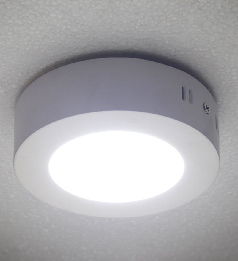 6 Watt Led Surface Glass Recessed Light by Aesthetic Home Solutions