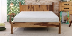 Altus Queen Bed Bonnell Spring Mattress 78x60x6 Inch