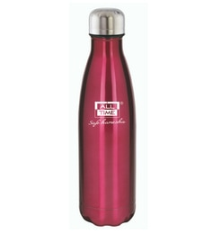 All Time Cresta Red Stainless Steel & Copper 500 ML Vacuum Flask