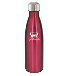 All Time Cresta Red Stainless Steel & Copper 750 ML Vacuum Flask