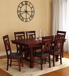 Six Seater Dining Sets Buy Six Seater Dining Sets Online In India