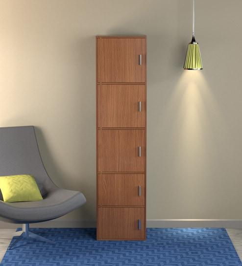 Albert Five Tier Multipurpose Storage Cabinet By HomeTown
