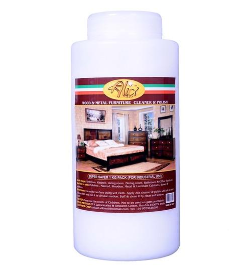 Alix 1 L Wood Metal Furniture Cleaner Polish