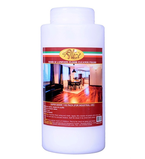 Alix Wood And Laminate Floor Cleaner Polish   1 Kg