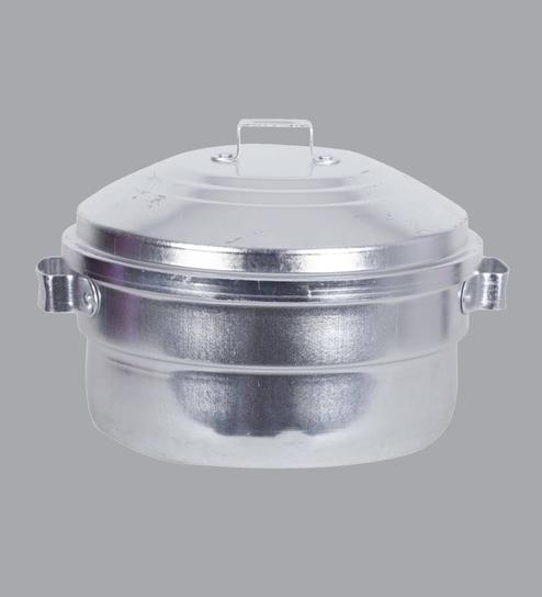 a6cee1e68 Buy Aluminium Idli Cooker 2 Plates (2 7 Idlis) Online - Idli   Appam ...