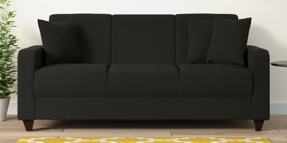 Hot safe drilling on a sofa