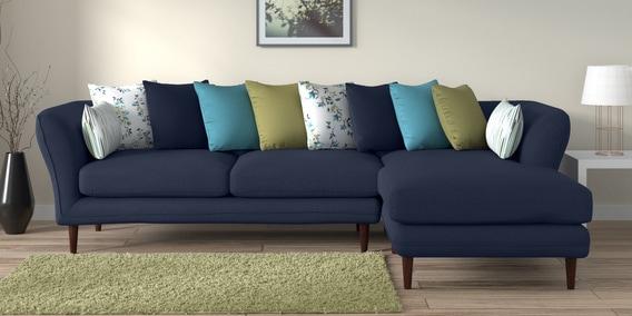 L Shaped Sofa: Buy L Shaped Corner Sofa Sets Online At Best Prices