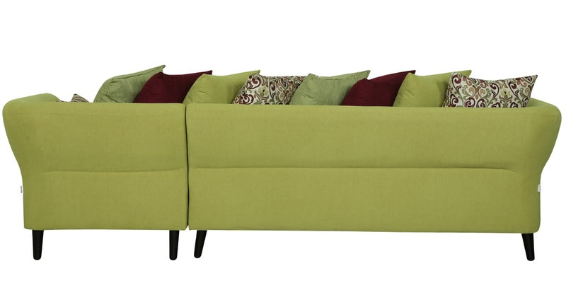 Buy Aleandro Lhs Three Seater Sofa With Lounger Amp Cushions
